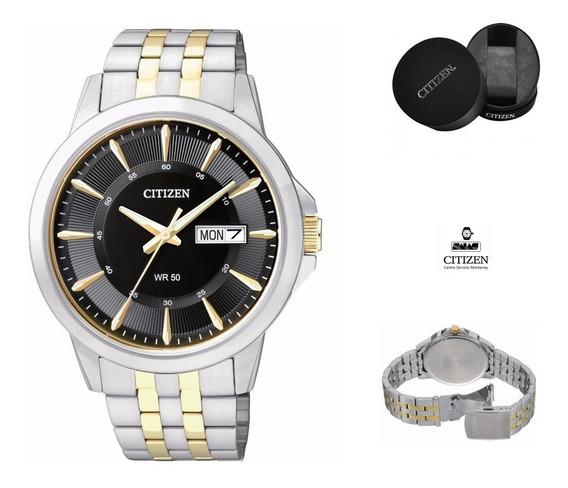 Reloj Citizen 60676 Bf2018-52e Quartz Hombre *watchsalas*
