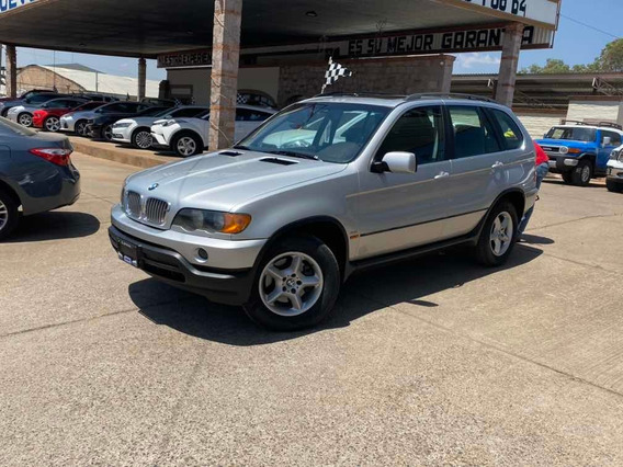 Bmw X5 2001 4.4 Sia Top Line At