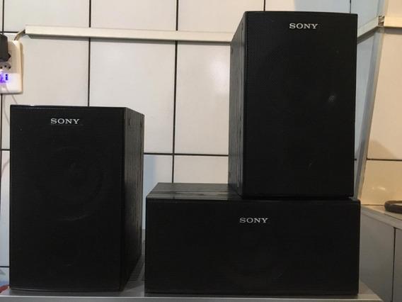 Caixas De Som Home Theather Sony