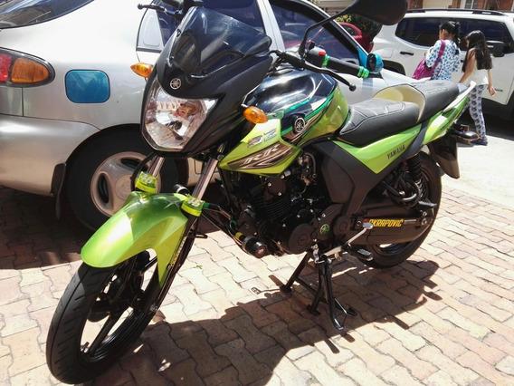 Yamaha Szrr 1500 Con 7200km Casi Nueva Papeles Jul 2020