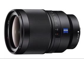 Baixei ! Lente Sony Sel Fe 35mm F/1.4 Zeiss