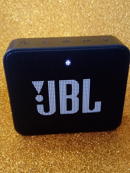 Caixa De Som Jbl Go 2 ,bluetooth, Preta-