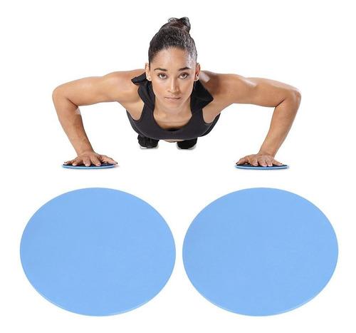 Discos Deslizantes Abdominales Fisioterapia Yoga Terapia Par