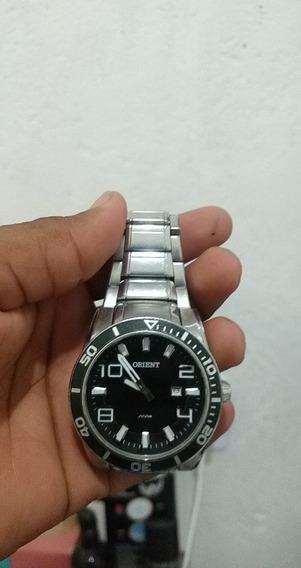 Relógio Orient Original, Semi Novo. Um Ano De Uso.
