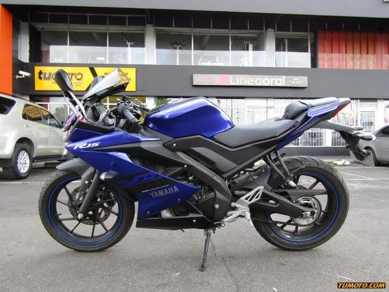 Yamaha Yzfr15 Yzf R15