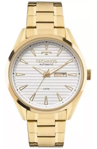 Relógio Masculino Automático Technos 8205nx/4b - Promoção!