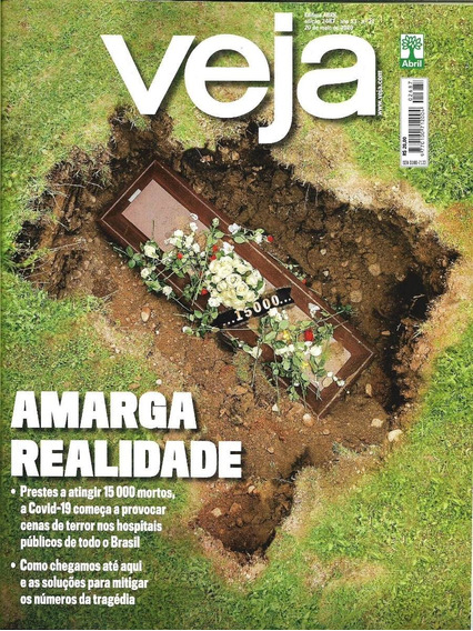 Revista Veja Nº 2687 - 20/05/2020