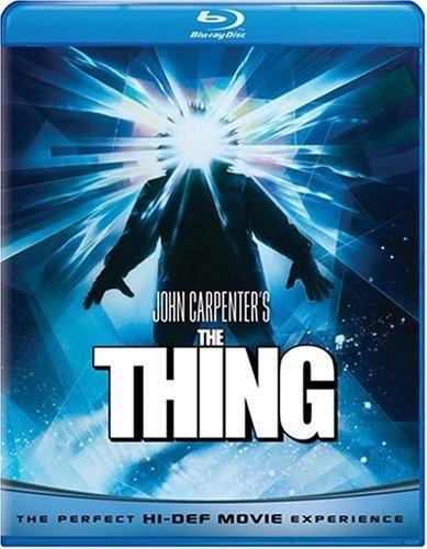 La Cosa Del Otro Mundo 1982 The Thing Pelicula Blu-ray