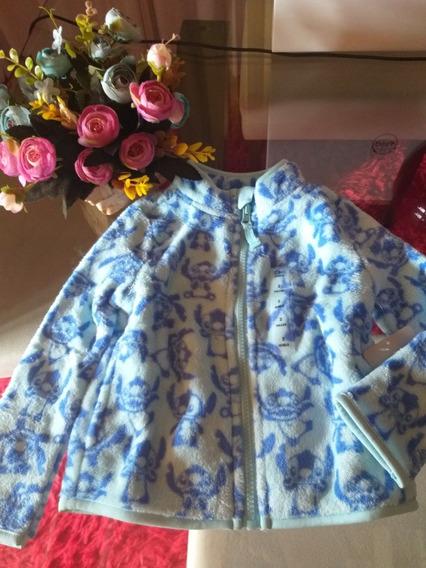 Casaco Em Fleece Menina Da Disney Tamanho 2t 3t