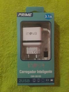 Carregador Inteligente Inova 3.1