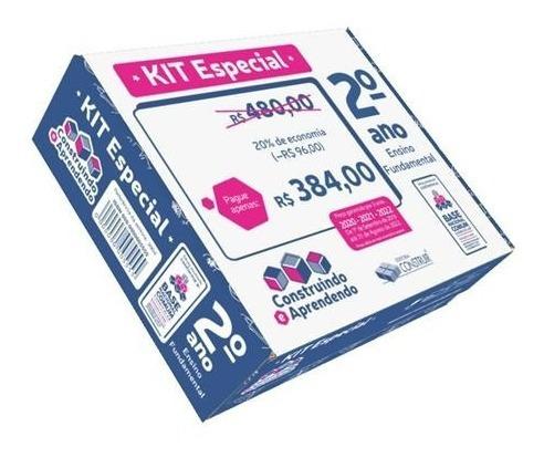 Construindo E Aprendendo - Kit Especial - 2° Ano Fund. I