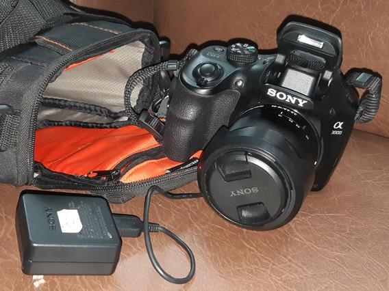 Câmera Sony Alfa 3000