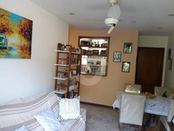 Excelente 2 Quartos, Varanda, Sol Da Manhã, Linda Vista Para O Verde, No Centro De Niterói, Cozinha Americana, Dependencia, Vaga - Ap5959