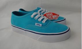 Tênis Vans Era Classic Authentic Azul Original - Tam: 34