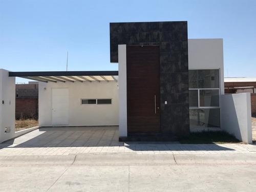Oportunidad Casa Nueva Al Norte De Aguascalientes De Un Nivel