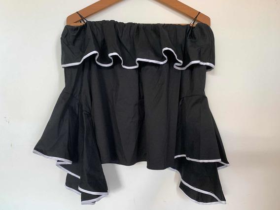 Camisa Zara No Jazmín No Rapsodia