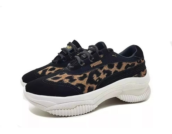 Kit 2 Pares Tênis Feminino Puma Femme Black Friday -40% Off!