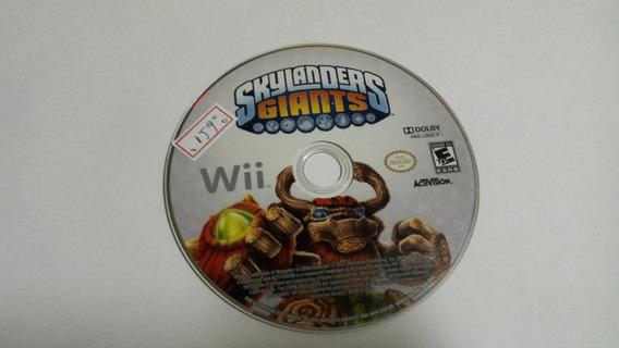 Nintendo Wii Skylanders Giants Original America Lote159