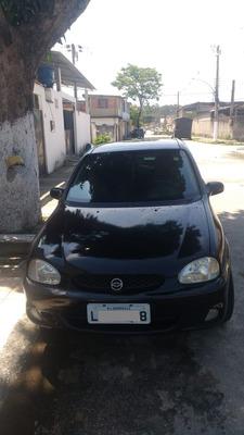 Chevrolet Corsa Sedan Preto 1.0