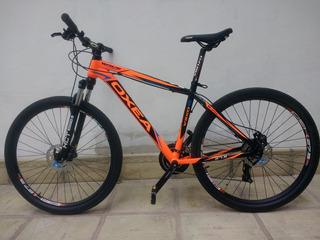 Bicicleta Oxea 27,5 Talle M Wave 24 Velocidades