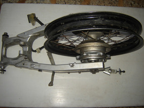 Roda Traseira Balança Sistema De Freio Moto Xre 300 Ano 2011