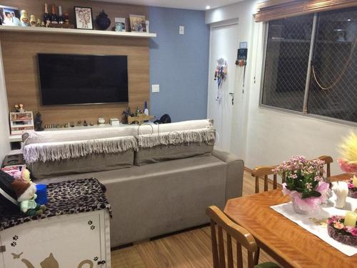 Apartamento À Venda Em São Bernardo - Ap015338