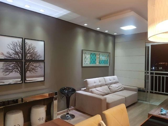Apartamento De Condomínio Em Londrina - Pr - Ap2043_gprdo