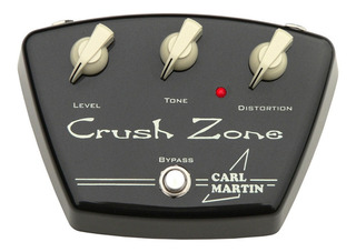 Pedal De Efecto P/ Guitarra Electrica Carl Martin Crush Zone