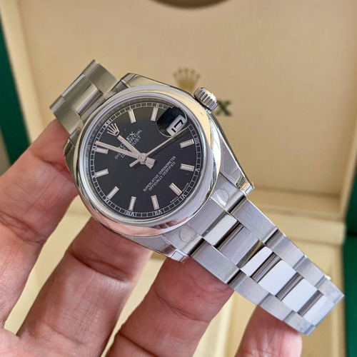 Rolex Datejust 31mm Completo 2019