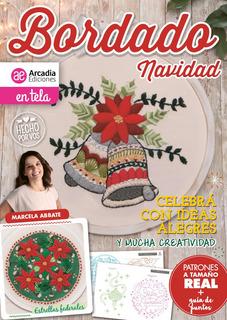 Bordado Mexicano, Especial Navidad - Arcadia Ediciones