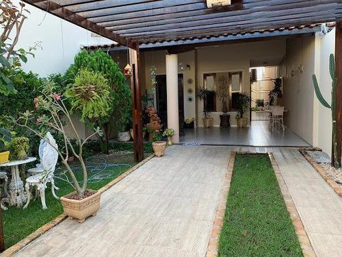 Casa Com 3 Dormitórios À Venda, 160 M² Por R$ 650.000,00 - Maraponga - Fortaleza/ce - Ca1703