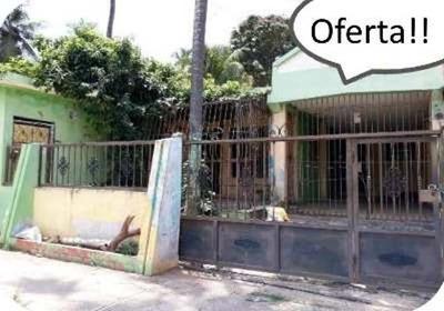 Vendo Casa 1 Nivel 602 Mts.2 Ensanche Ozama