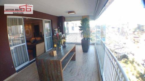 Apartamento Com 3 Dormitórios À Venda, 153 M² Por R$ 1.210.000,00 - Freguesia Do Ó - São Paulo/sp - Ap1569