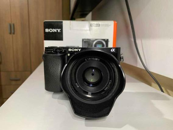 Câmera Sony Alpha A6000