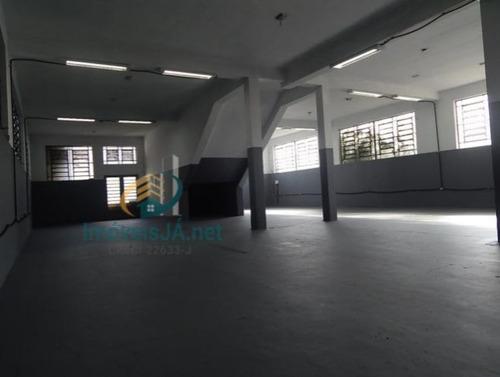 Imagem 1 de 4 de Pavilhão/galpão Salão Comercial À Venda Em São Paulo/sp - 759