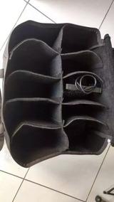 Bag Case Capa Para 10 Refletor Led Par 64 Slim 2 Unidades