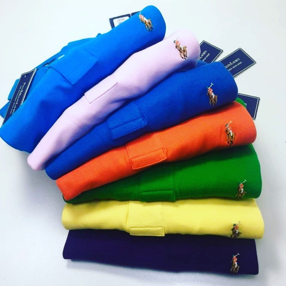 Polo Camisero Ralph Lauren Original