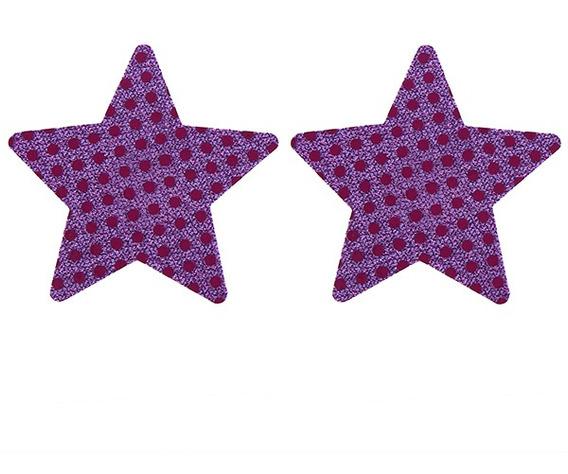 Sexy Paillette Cinco Pontas Estrela Descartável Sem Alças Se