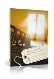 Conhecendo As Doutrinas Da Bíblia Livro  Myer Pearlman