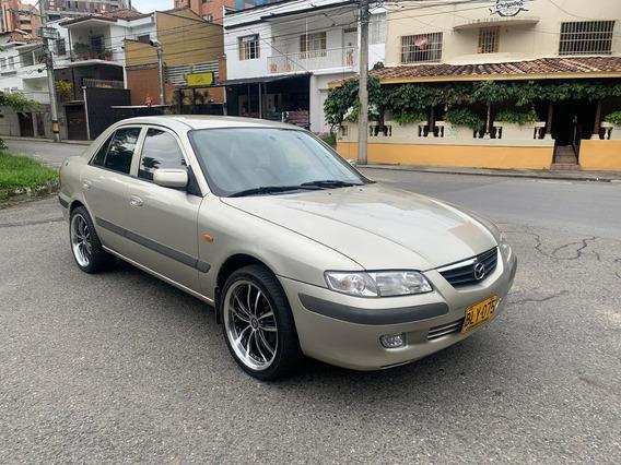Mazda 2002 626 Milenio