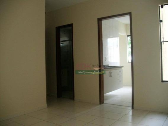 Apartamento Residencial À Venda, Parque São Luís, Taubaté. - Ap0775