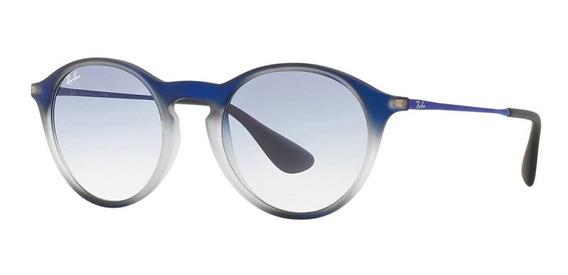 Ray-ban Rb4243 622519 49 - Azul/azul Claro Gradiente