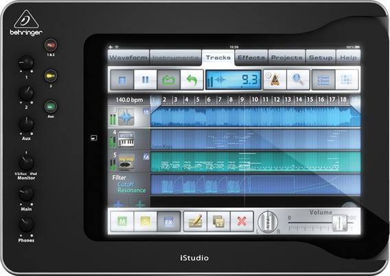 Interface De Áudio - Is202 - Behringer