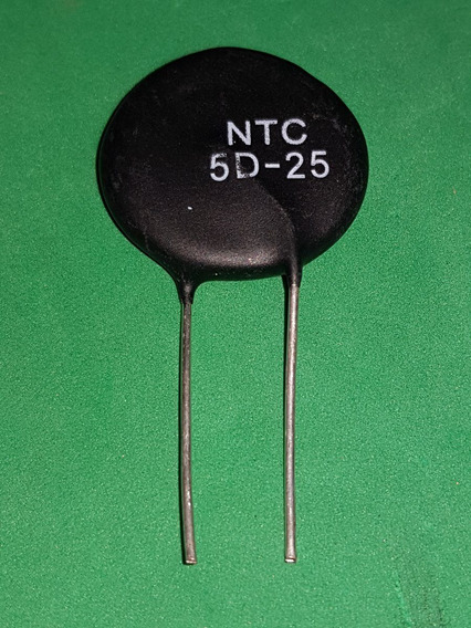 Ntc 5d25 Termistor Resistor Témico