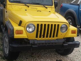 Jeep Wrangler Xport 2004