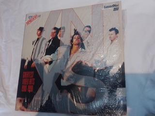 Inxs Laserdisc Greatest Vídeo Hits