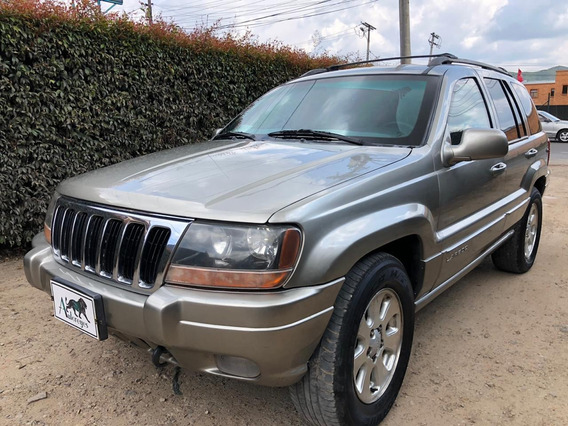 Jeep Grand Cherokee 4.7 Cc At Full Equipo
