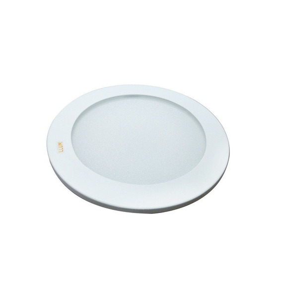 Embutido Solution Led Round Ø18,2cm 20w 127v Bc