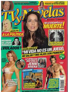 Revista Tv Y Novelas Núm. 17 Fecha 29-04-2013