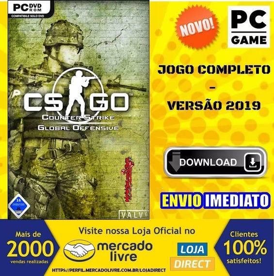 Counter-strike Global Offensive Pc Hd Português